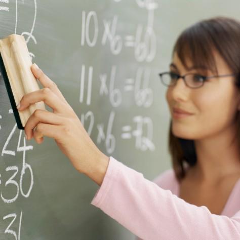 Ilustrasi mengajar