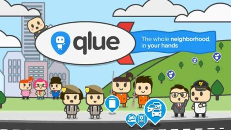 aplikasi Qlue. Sumber: www.qlue.co.id